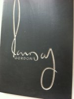 Logo Restaurant Gordon Ramsay London