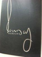 Logo Restaurant Gordon Ramsay London