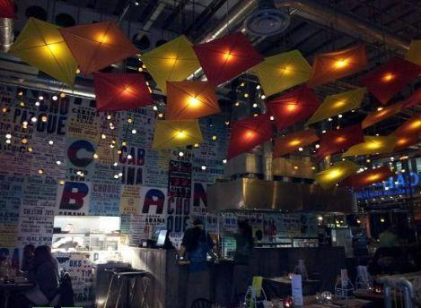 Images Restaurant Cabana Wesfield London